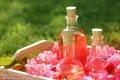 Розова вода, розово масло, изсушен розов цвят, розови пъпки
