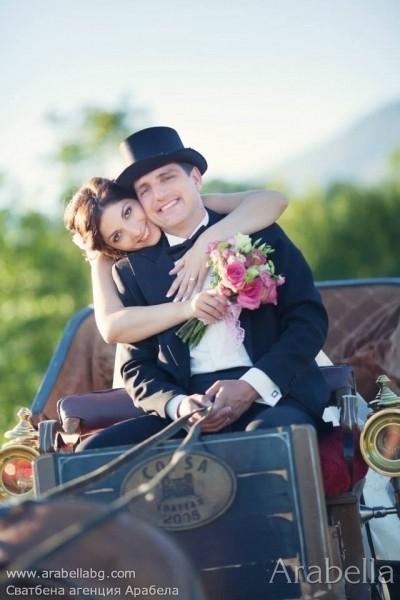 Сватба в замък - Алгоритъм на любовта - Шато Копса