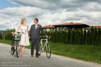Българо-Холандска сватба във Винарна Старосел
