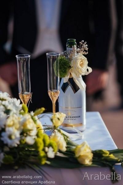 Сватба в хотел Арте - Велинград