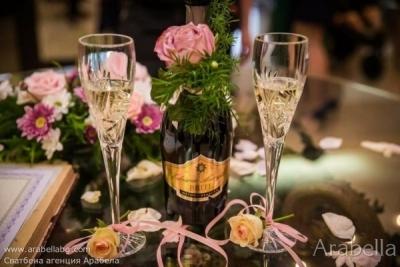 Българо - немска сватба в Розово - Парк хотел Санкт Петербург