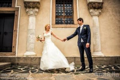 Сватба в Розово _ Парк хотел Санкт Петербург