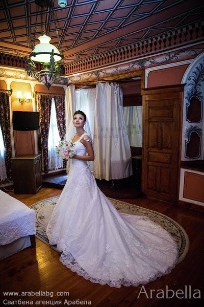 Българо - италианска сватба в Стария Пловдив - ресторант Пълдин