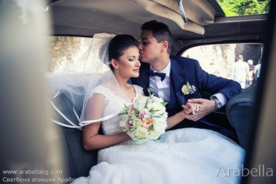 Bulgarian-Italian wedding in the  Old Town Plovdiv - restaurant Puldin