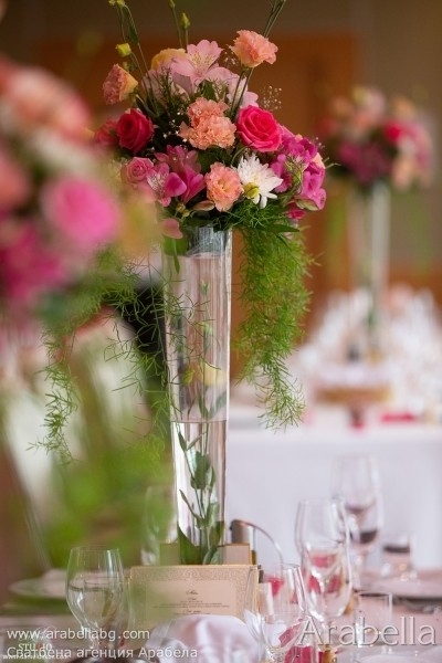 Българо-ирландска сватба в циклама