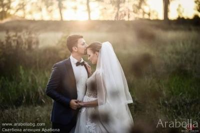Ash of Roses Wedding - Spa Hotel Markovo